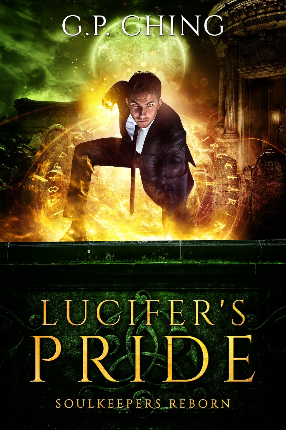 Lucifers pride cover reveal