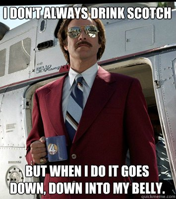 anchorman whisky