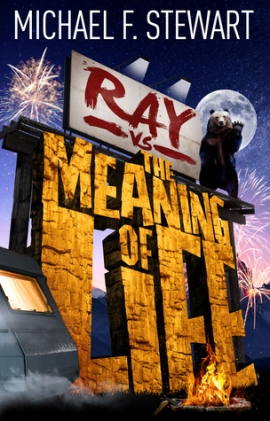 Cover Ray vs meaning of life