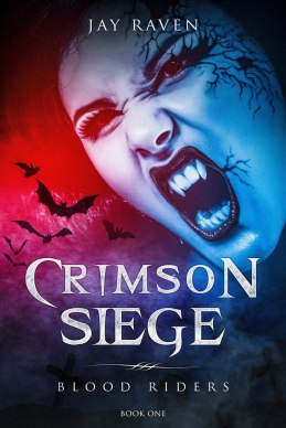 Crimson Siege ebook cover