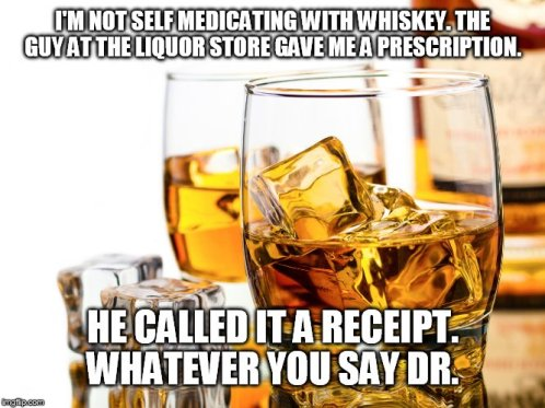 perscription whisky