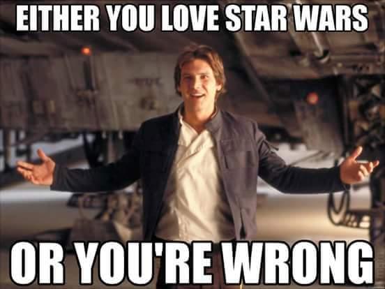 star wars wrong
