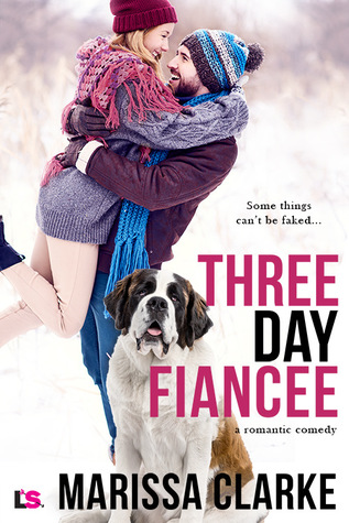 Three Day Fiancee book cover