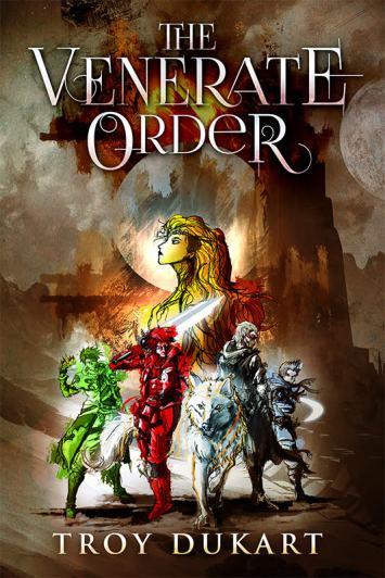 venerate order cover