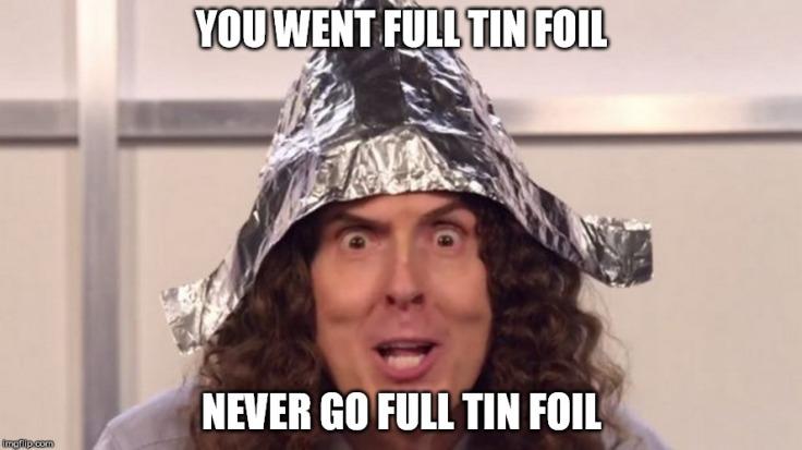 tin foil hat