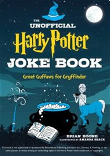 harry potter jokebook