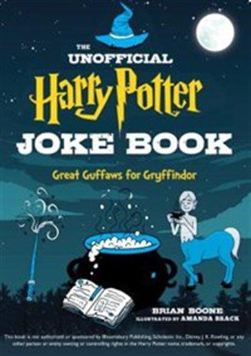 harry potter jokebook