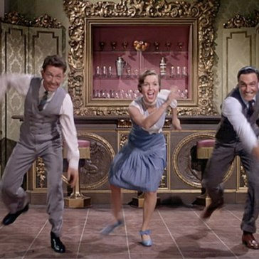 singin in the rain good morning