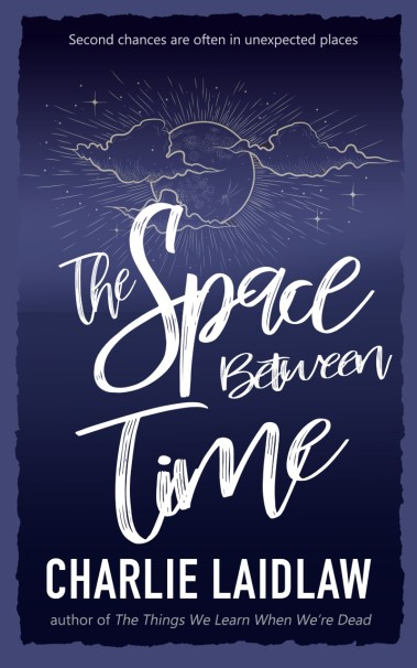 thumbnail_The Space Between Time Book Cover