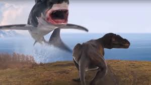 shark vs trex