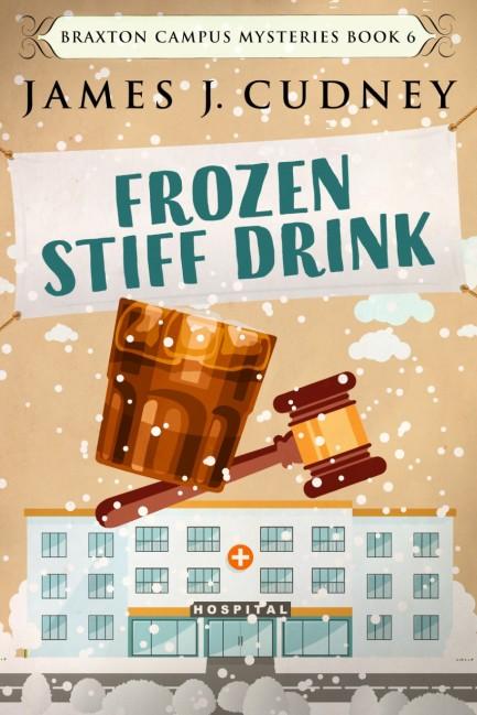 frozen stiff drink cover
